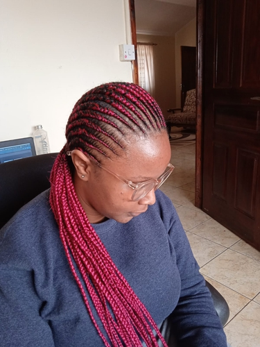 Did these mwongezo lines using braids worth an additional KES200, which I can come with